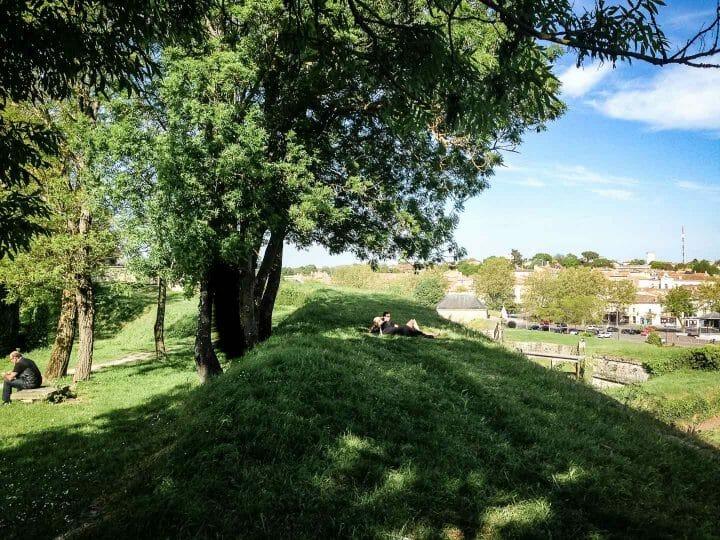 Citadelle de Blaye, patrimoine sur l'estuaire de la Gironde