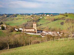 La Bastide Clairence, l'un des plus beaux villages de France au Pays Basque
