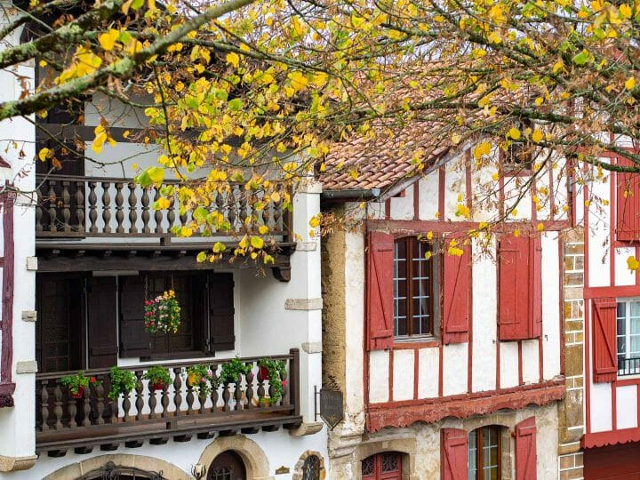 La Bastide Clairence, l'un des plus beaux villages de France au Pays Basque