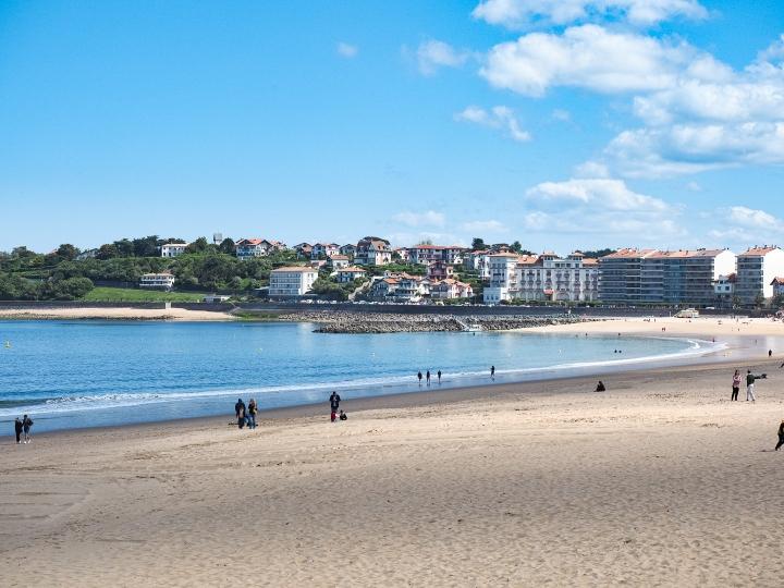 St Jean de Luz, les plus belles plages du Sud Ouest de la France