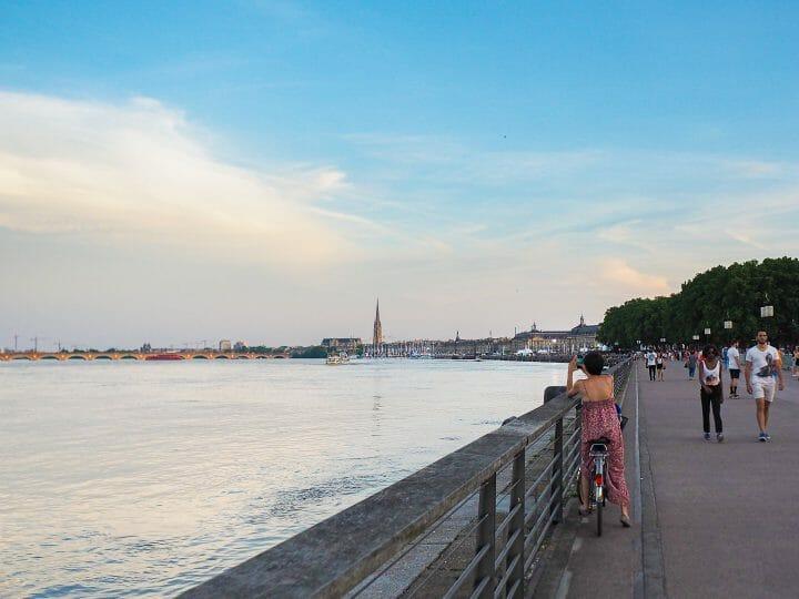 Les quais, les visites incontournables pour un Week-end à Bordeaux