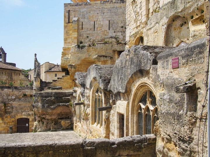 L'église monolithique de St Emilion